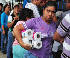The New Venezuelan Entrepreneur: Making A living Lining-Up For Toilet Paper