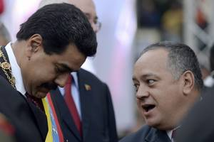 Venezuela's Vice-President is Head of Drug Cartel, Claims Security Chief